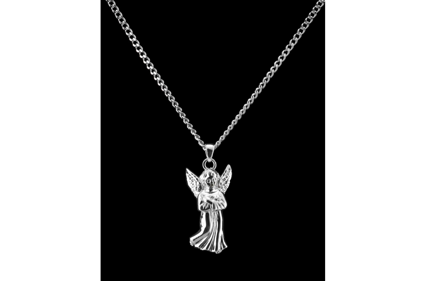 Guardian Angel Cremation Pendant